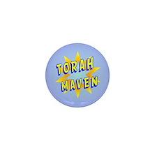 Torah Maven Mini Button