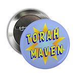 """Torah Maven 2.25"""" Button (10 pack)"""