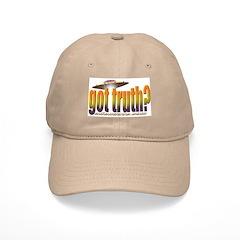 got truth? orange Baseball Cap