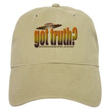 got truth? orange Baseball Cap