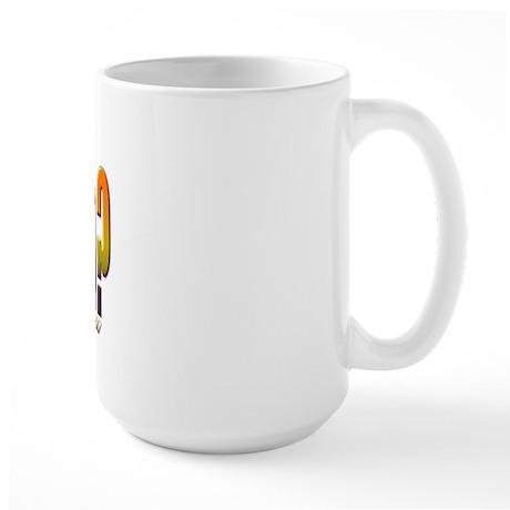 got truth? orange Large Mug