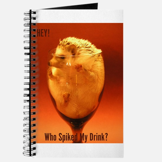 Spiked Drink! Journal