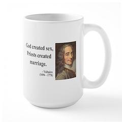 Voltaire 16 Mug
