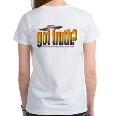 got truth? orange Women's T-Shirt
