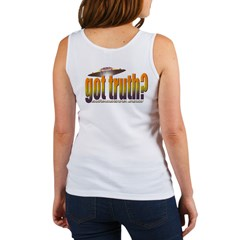 got truth? orange Women's Tank Top
