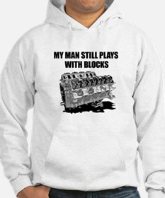 Play with cars Hoodie
