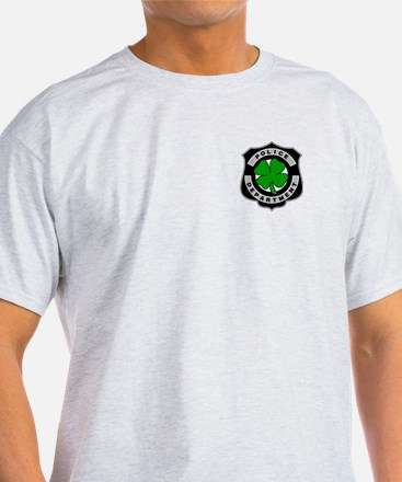 Irish Police Officers T-Shirt