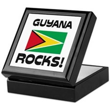 Guyana Rocks! Keepsake Box