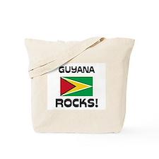 Guyana Rocks! Tote Bag