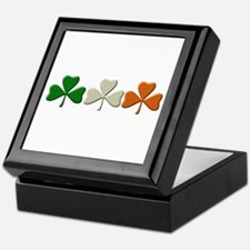Irish Keepsake Box