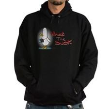 Unique What the duck camera comic Hoodie