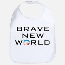 Brave New World Bib