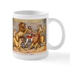 The Lion Tamer Small Mug