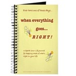 When Everything Goes Right Journal