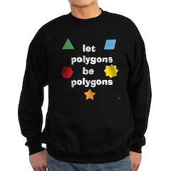 Polygons - Sweatshirt