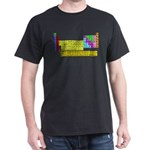 Periodic Table of Elements Dark T-Shirt
