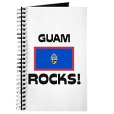 Guam Rocks! Journal