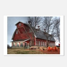 Leyson barn Postcards (Package of 8)