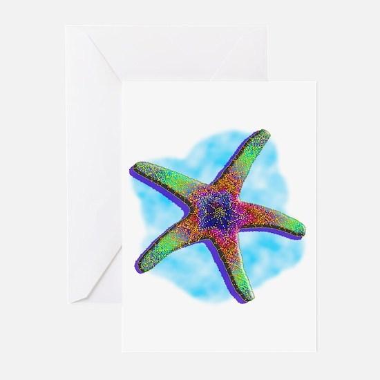 Starfish Greeting Cards (Pk of 20)