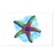 Starfish Postcards (Package of 8)