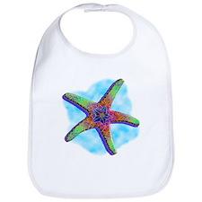 Starfish Bib