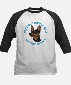 Proudly Owned Min Pin Tee