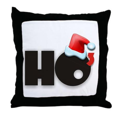 Ho3 Throw Pillow