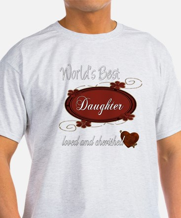Cherished Daughter T-Shirt