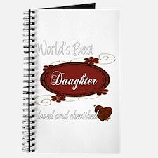 Cherished Daughter Journal