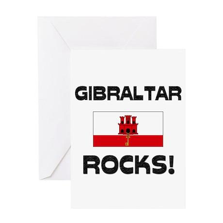 Gibraltar Rocks! Greeting Card