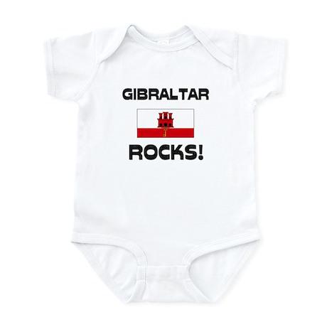 Gibraltar Rocks! Infant Bodysuit