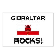 Gibraltar Rocks! Postcards (Package of 8)