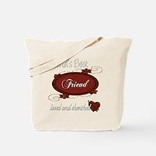 Cherished Friend Tote Bag