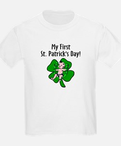 My First St Patrick's Day T-Shirt