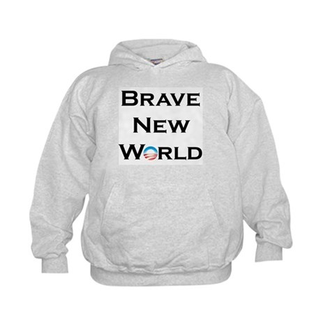 Brave New World Kids Hoodie