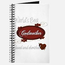 Cherished Godmother Journal