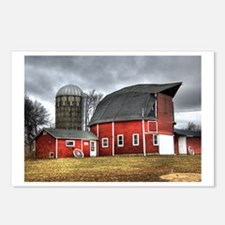Hamann barn Postcards (Package of 8)