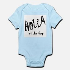 Holla Infant Bodysuit