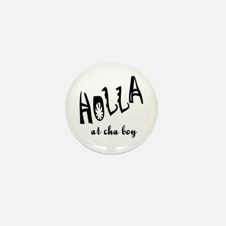 Holla Mini Button
