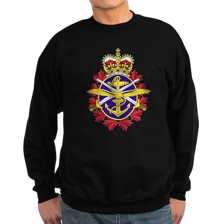 Canadian Forces Logo Sweatshirt (dark)