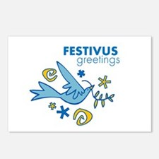 FESTIVUS™ Greetings Postcards (Package of 8)