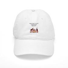 tacky christmas present Baseball Cap