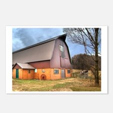 Anderson barn Postcards (Package of 8)