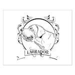 Labrador Retriever Small Poster