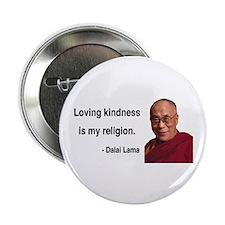 "Dalai Lama 22 2.25"" Button"