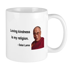Dalai Lama 22 Mug