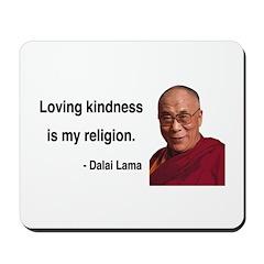 Dalai Lama 22 Mousepad