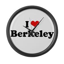 I love Berkeley Large Wall Clock