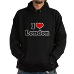 I love London Hoodie (dark)