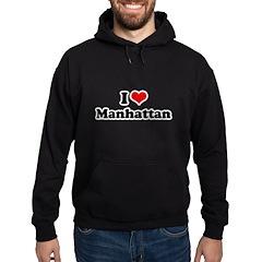 I love Manhattan Hoodie